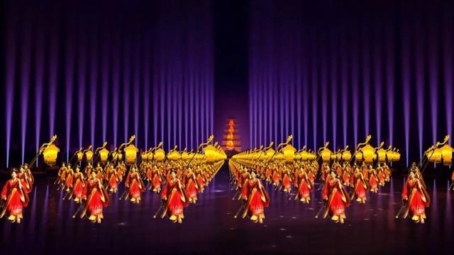 千架无人机即将亮相西安城墙南门 这个五一西安有点嗨