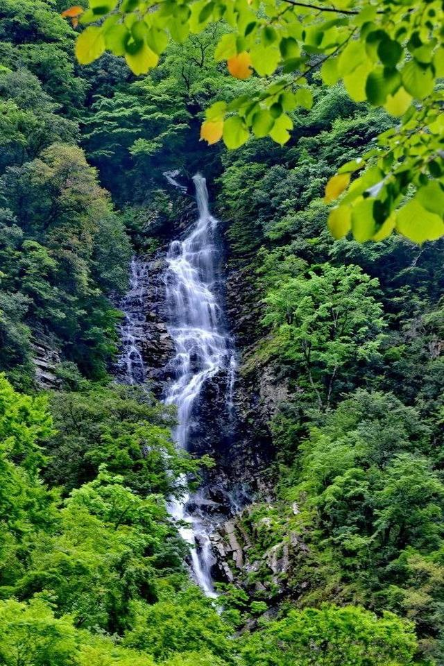 陕西边关小县被评为中国最美乡村 集齐了所有美景