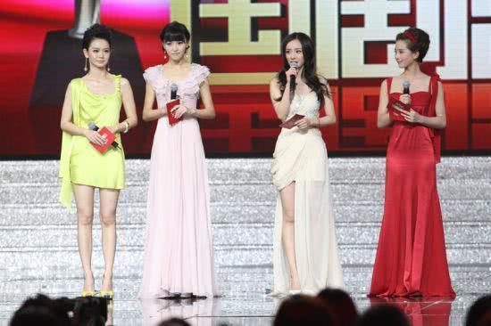 唐嫣闺蜜成群 最羡慕的是与刘亦菲张靓颖同框