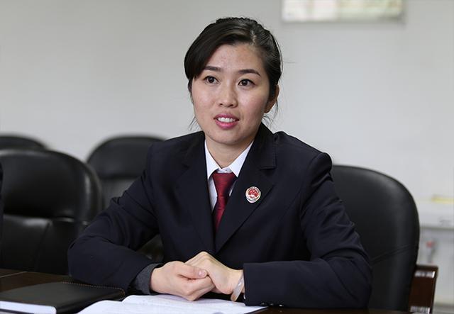 灞桥区人民检察院助理检察员王君茹