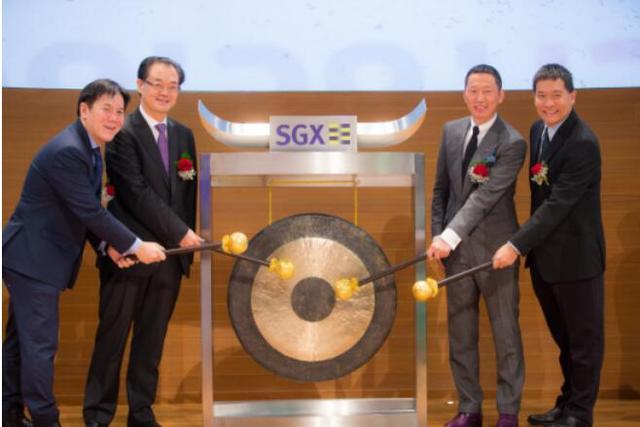 砂之船房地产投资信托在新加坡交易所成功上市!