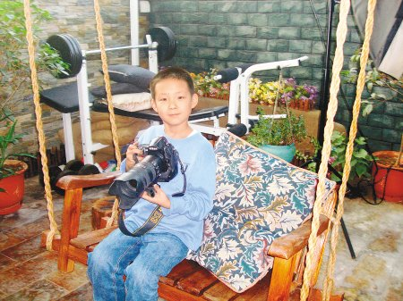 西安8龄童英国摄影赛夺冠 成第3位获奖国人
