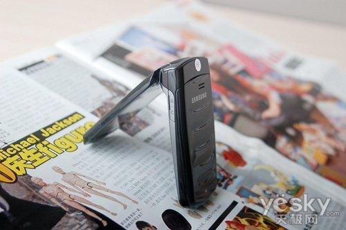 图为:三星S5510手机-一周手机报价更新 HTC崩盘Hero领衔