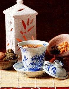 国传统文化之茶道 韩辣椒也能泡茶喝