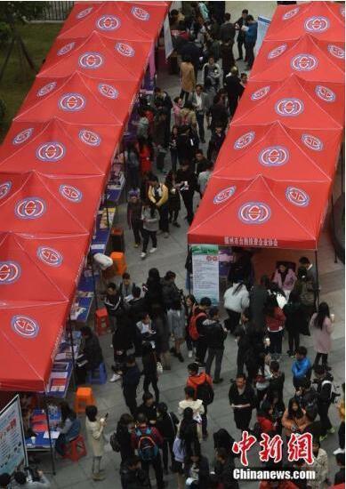 业界报告称三成中国在校大学生创业意愿强