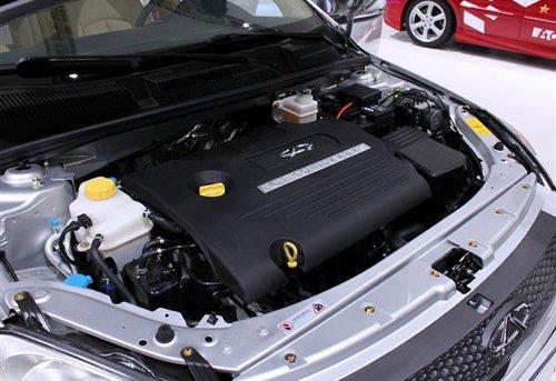 奇瑞a3发动机