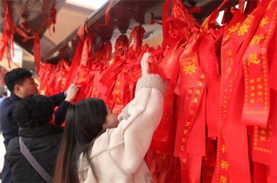 春节旅游 去法门寺参加一场别具特色的新年盛典