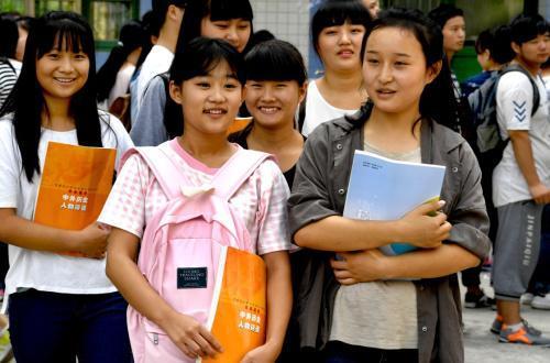 今秋起高中3年免学费 陕西何以打通13年免费教育