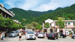 西安今年投资20亿建重点示范镇文化旅游名镇,零口镇完成92%