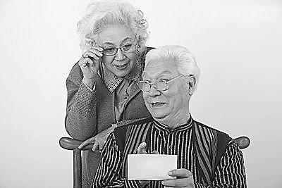 老年人当心三大可致失明的眼病