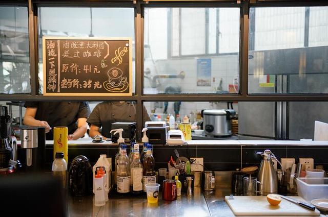 西安这个咖啡特色街区 不止喝咖啡这么简单