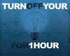 熄灯一小时 世界将因你而改变