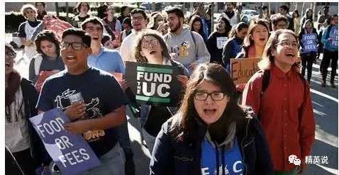 美国268所大学宣布涨学费 4年本科要烧多少钱?