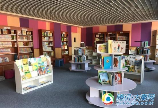 子洲县图书馆成立幼儿园分馆 首批藏书2600余册