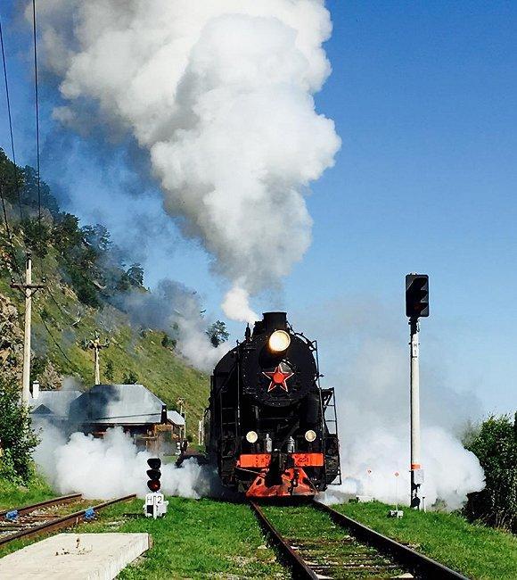 从莫斯科到符拉迪沃斯托克 用镜头记录西伯利亚大铁路