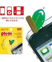 iPhone用耳机插孔玩物