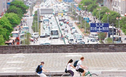 西安荣获中国国际形象最佳城市 10城市入选