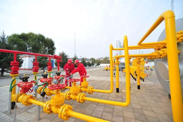 长庆采气一厂年生产天然气量突破80亿立方米