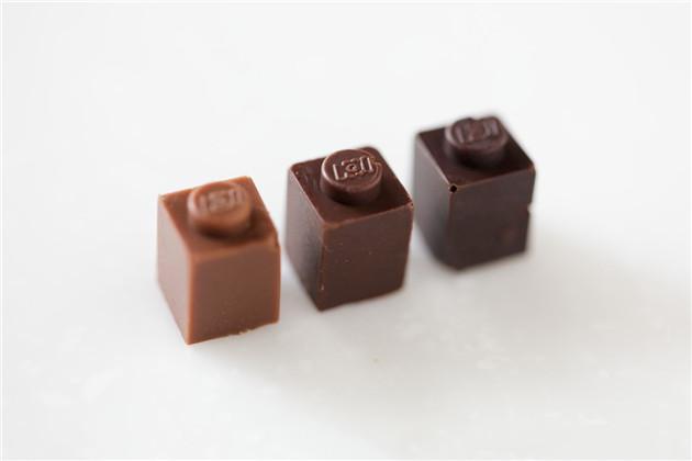 巧克力乐高,唤醒你内心的童真