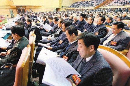 委员建议在西安实行单双号限行缓解交通拥堵