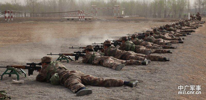 直击2012国际狙击比赛