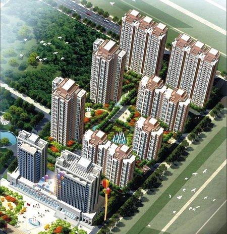 西咸新区拟建百万人田园城市 抢升值潜力楼盘