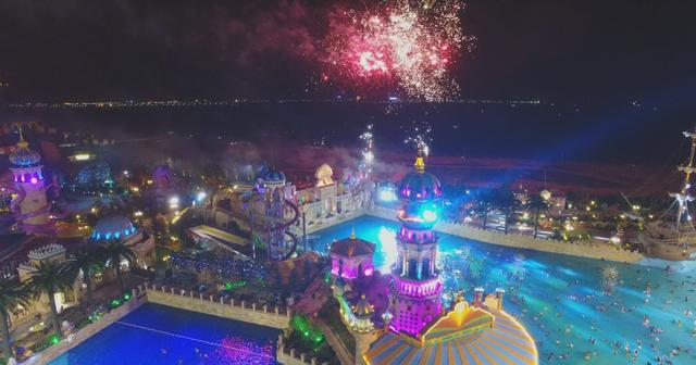 盘点中国最好玩的5大水上主题乐园 有一个就在咱陕西