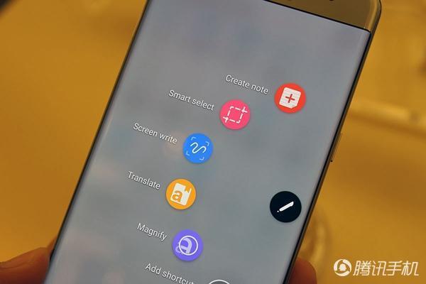 三星发布Note 7:全家族进入双曲面屏时代