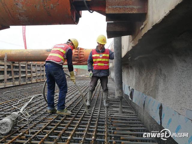 西安地铁5号线和平村站封顶 计划2020年通车
