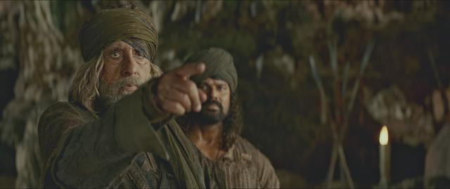 阿米尔汗《印度暴徒》将映 预告还原动作奇观
