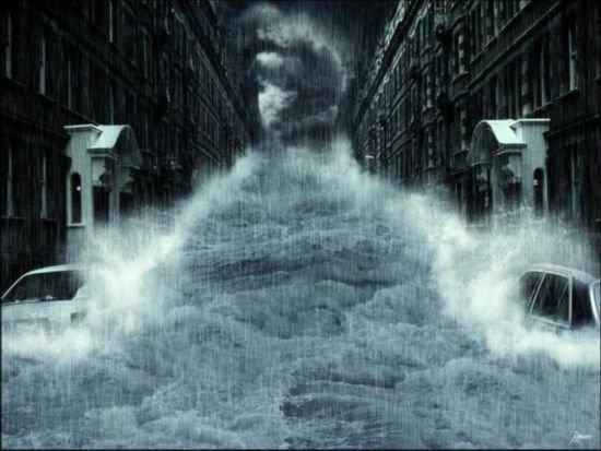 2012世界朩��y�-yolL_科学预言:2012年世界末日的景象(图)