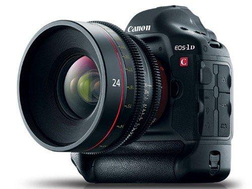 售价不菲 港媒报道EOS-1D C视频单反开卖