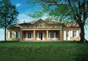 法国福热尔庄园 Chateau Faugeres
