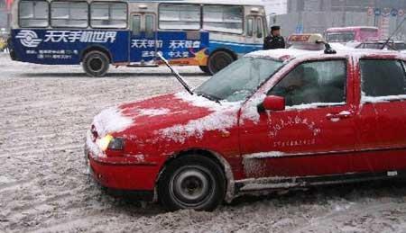 冬季开车 防止油耗过高有秘籍