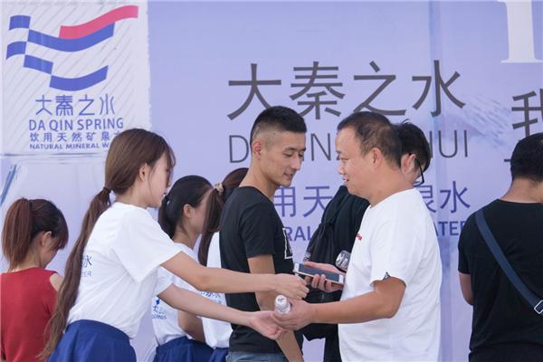 陕西大秦之水足球队渭南1:0战胜宁夏山屿海