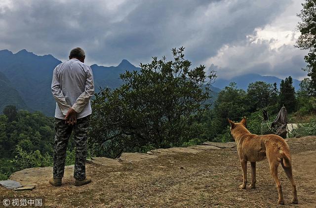儿子14年没回家 老父亲逢过节就在村口张望