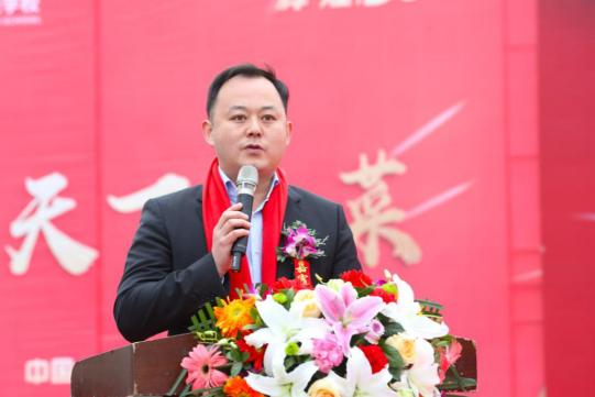 陕西新东方2018年春季大型双选会圆满落幕!