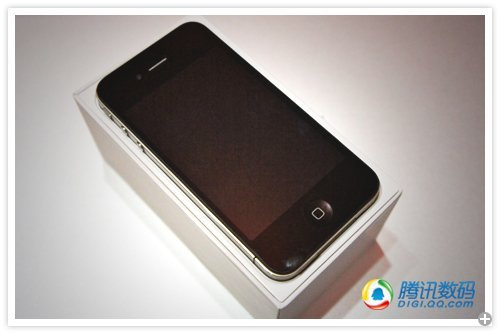 苹果iPhone 4行货版腾讯数码体验评测
