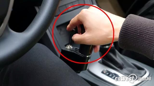 西安残疾人考驾照更加公平 科三启用自动评判车