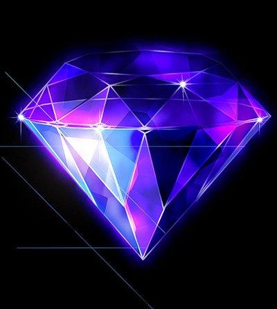 钻石级别鉴定评价的方法