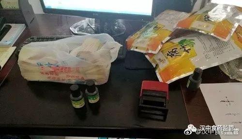 汉中食药稽查支队查办9起篡改食品生产日期案