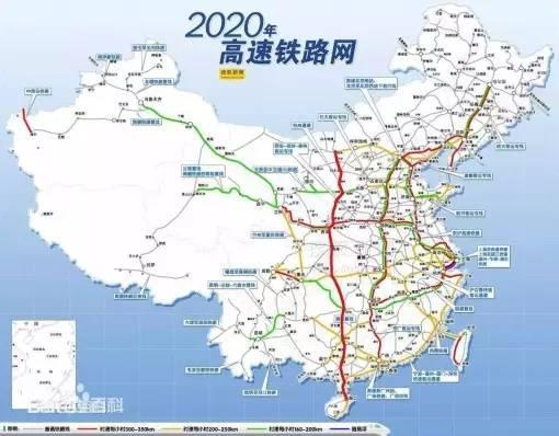 2020年陕西将实现市市通高铁 西安至榆林仅2小时