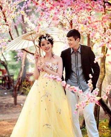 创意婚礼 时尚别样又省钱