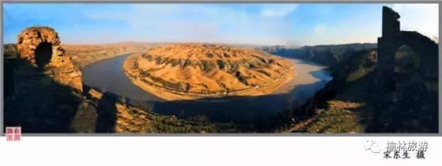 清涧向东40公里 有座静谧的黄河古刹