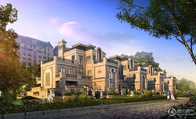 海宏·江南一号法式风情匠心铸宅 二期全面升级