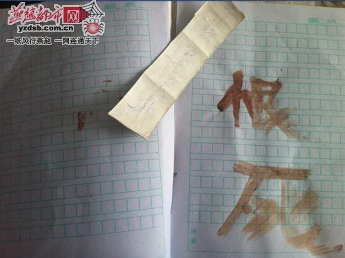 11岁女孩遭同学虐待 被要求嘴叼黑板擦(图)