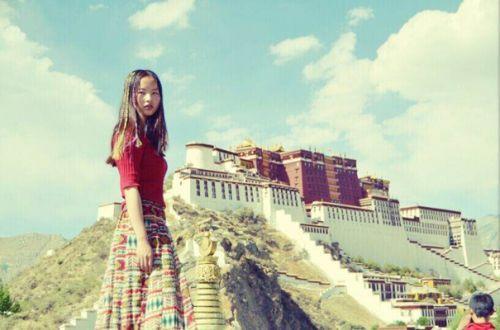 90后徒步搭车去西藏 20多天行走2100公里(图)