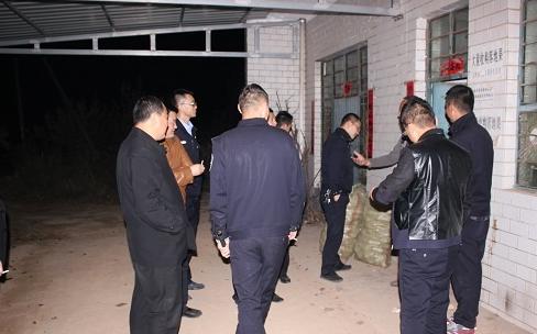 """富县法院""""冬季破冰""""拘传33人 执行标额近百万"""