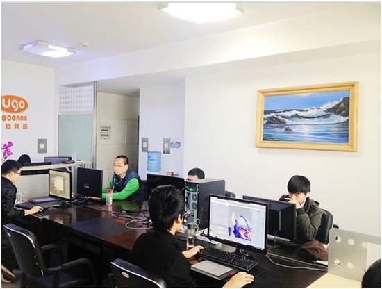 老团队 新产品 西安游狗网络正式成立