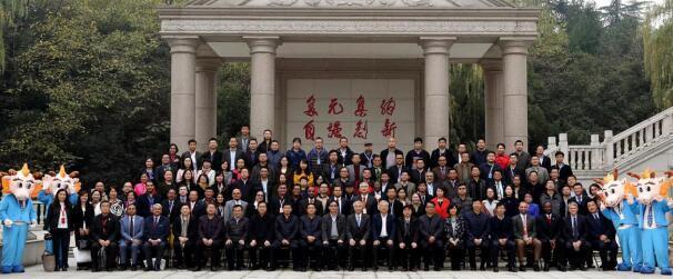 """第五届""""鱼化龙""""大学生创业节在外事学院精彩呈现"""